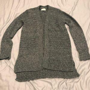 Universal Thread Grey Cardigan - like new